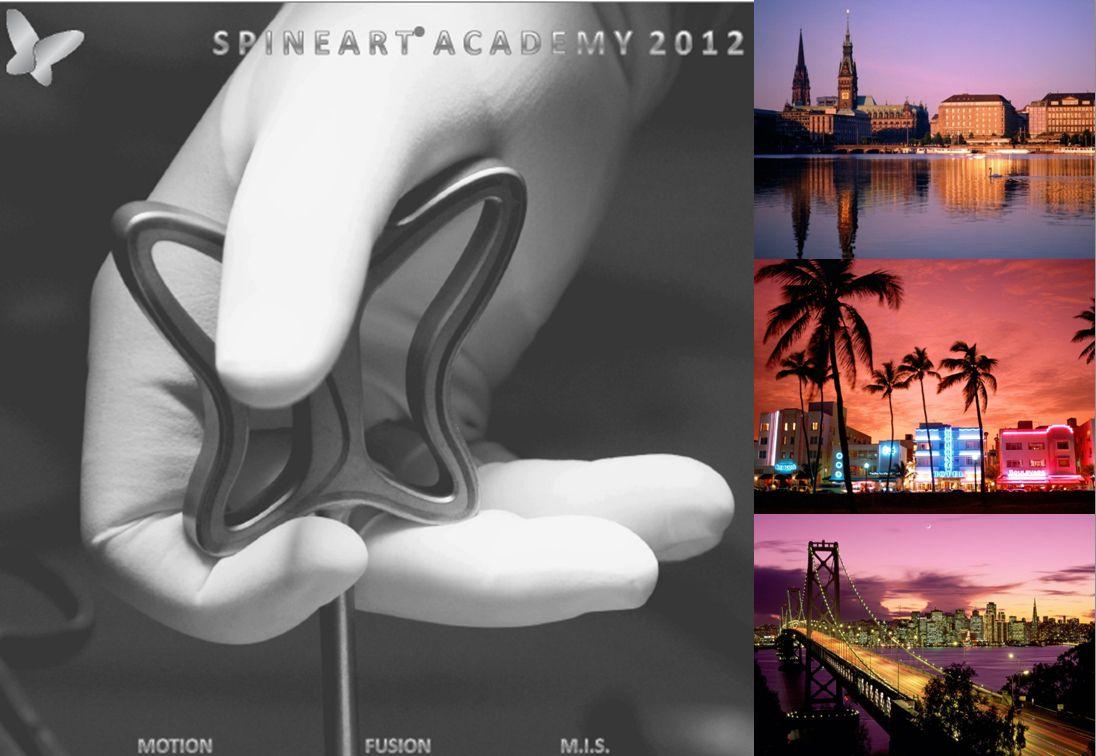 Spineart Academy 2012 Temos a satisfação de anunciar o curso da Spineart em 212 – Motion & M.I.S.