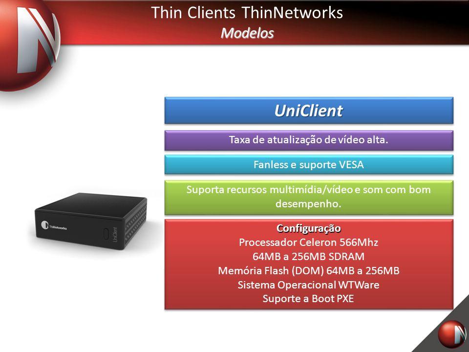 UniClientUniClient Taxa de atualização de vídeo alta.