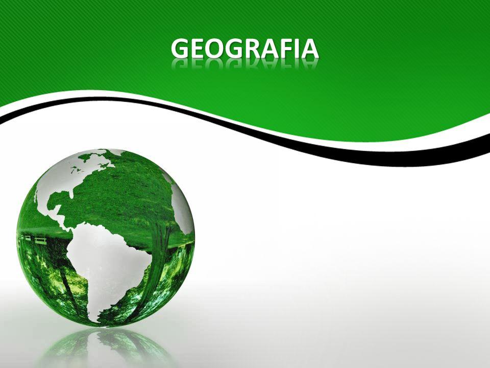 É a ciência que estuda a superfície, o clima e a vegetação do planeta e sua ocupação pelo homem.