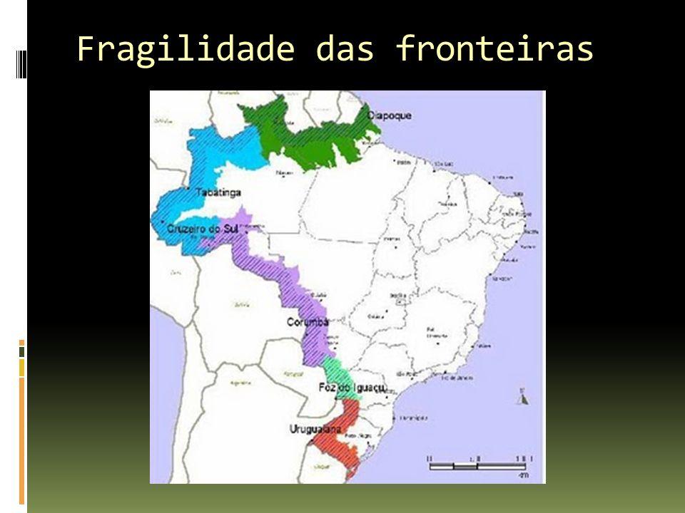 Fragilidade das fronteiras