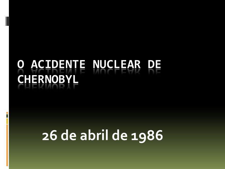 26 de abril de 1986