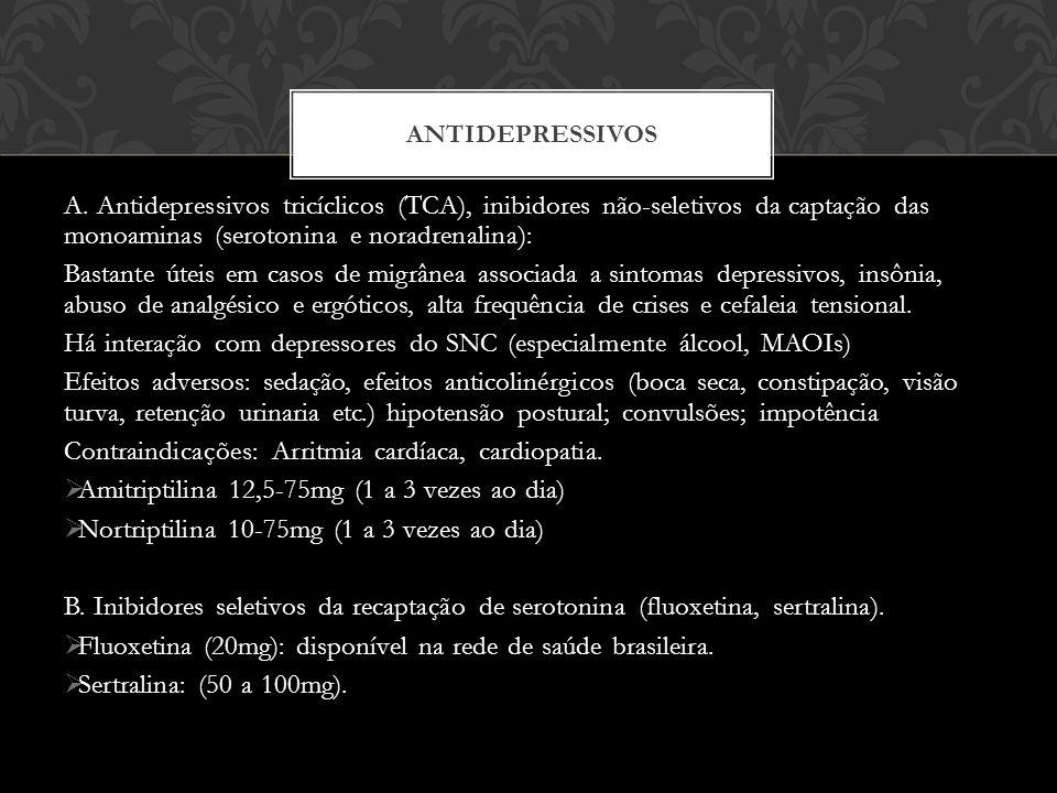 ANTIDEPRESSIVOS A.