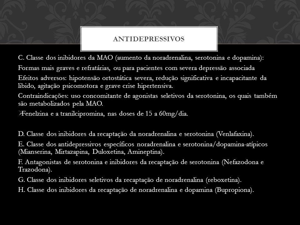 ANTIDEPRESSIVOS C.