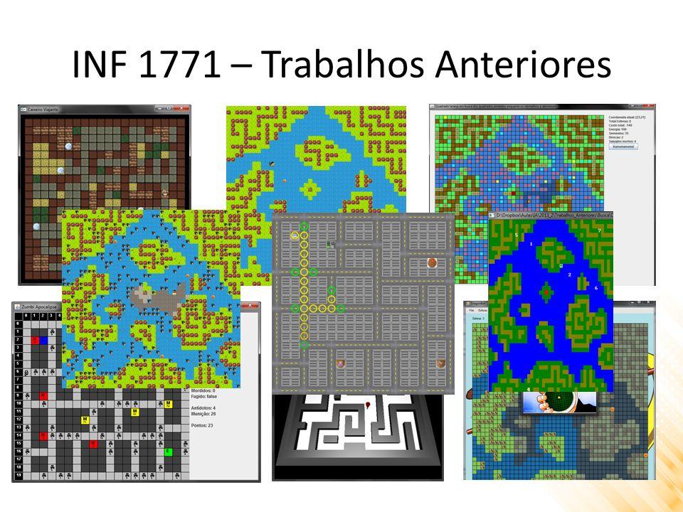 INF 1771 – Trabalhos Anteriores