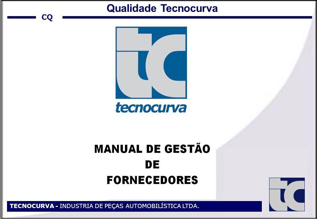 TECNOCURVA - INDUSTRIA DE PEÇAS AUTOMOBILÍSTICA LTDA. CERTIFICADOS CQ Qualidade Tecnocurva