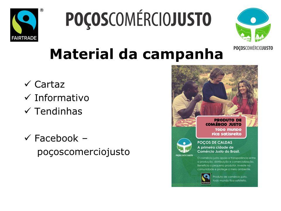 Material da campanha Cartaz Informativo Tendinhas Facebook – poçoscomerciojusto