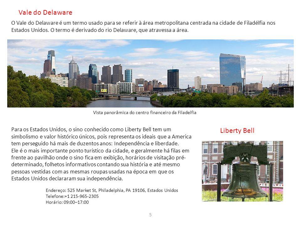 Vale do Delaware O Vale do Delaware é um termo usado para se referir à área metropolitana centrada na cidade de Filadélfia nos Estados Unidos. O termo