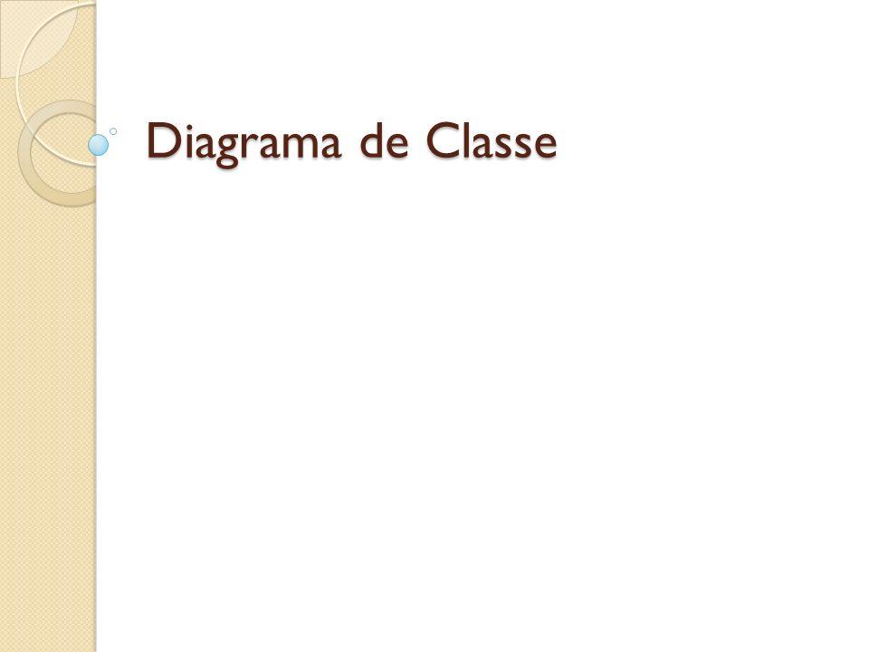 Diagrama de Classe
