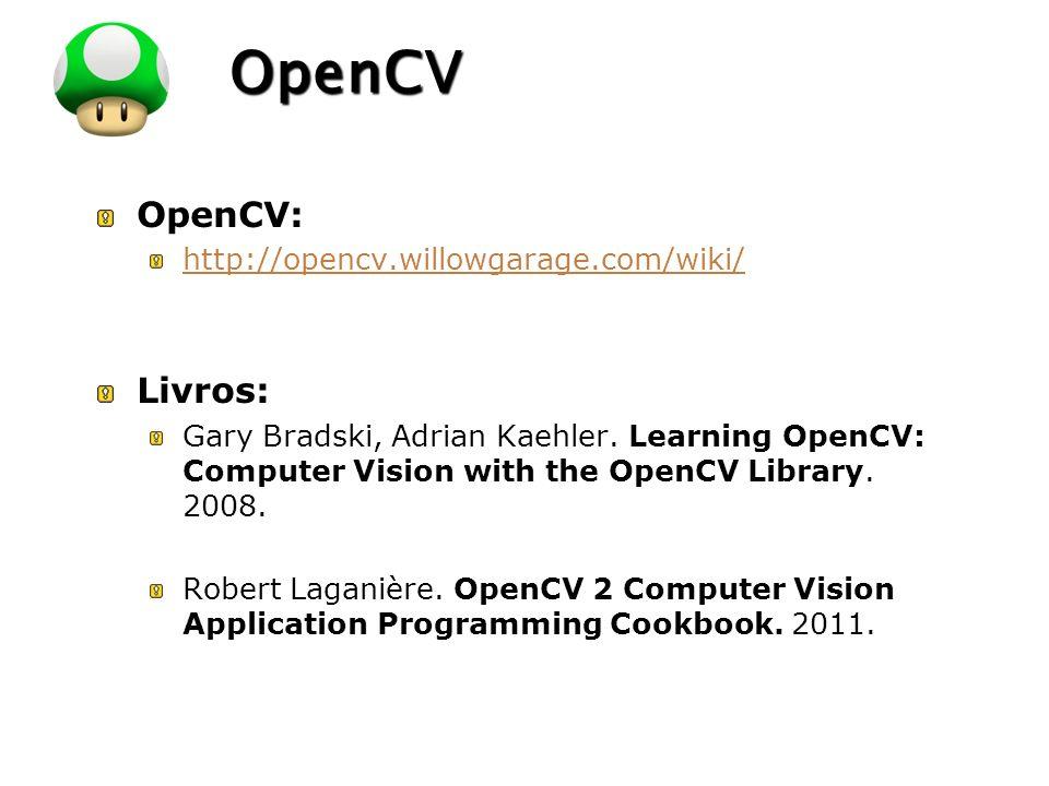 LOGO OpenCV Instalação; Configuração do Visual Studio; Comandos Básicos;