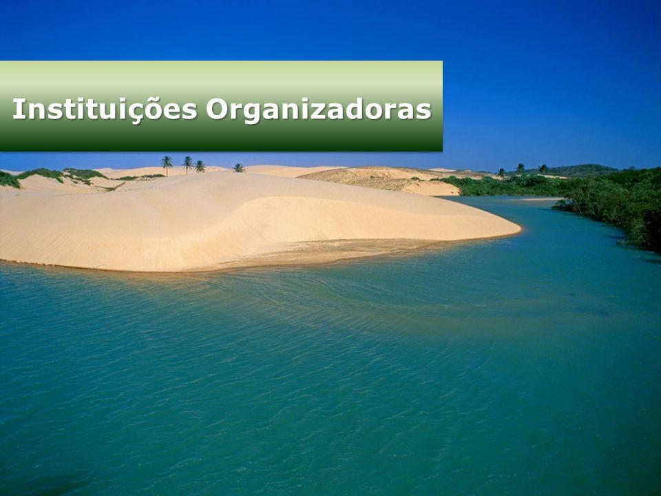 Instituições Organizadoras