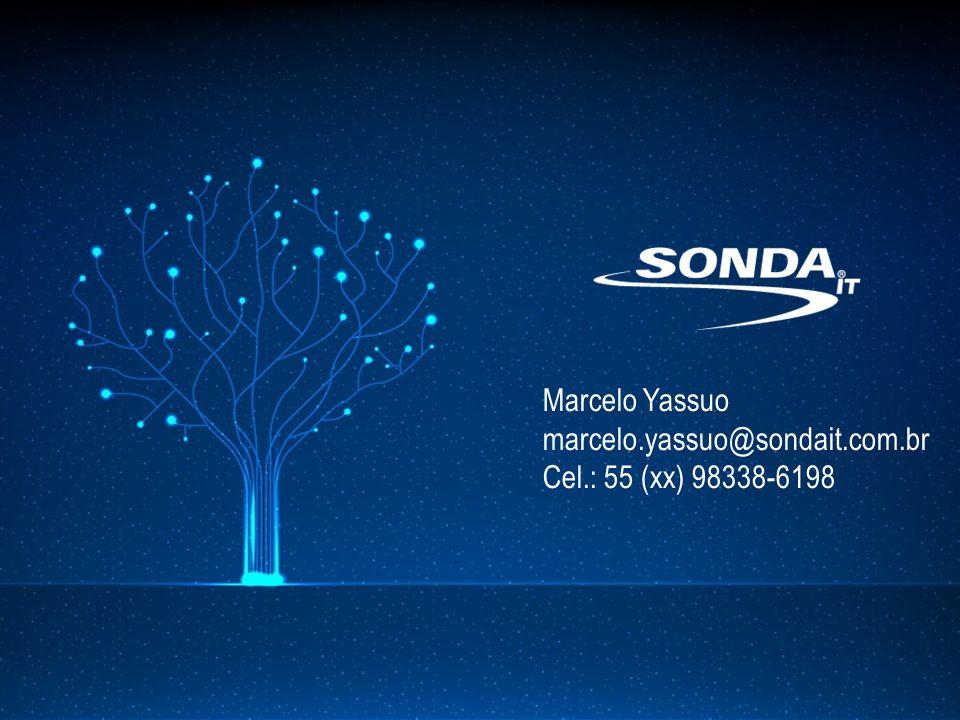 Marcelo Yassuo marcelo.yassuo@sondait.com.br Cel.: 55 (xx) 98338-6198