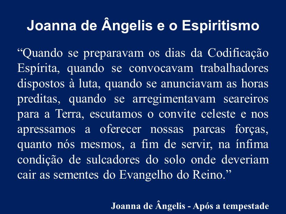 BIOGRAFIA Joanna de Ângelis Joana de Cusa (século I)