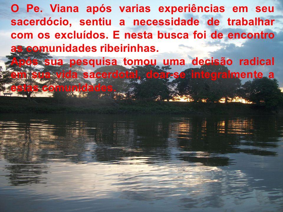 No dia 17 de Janeiro de 1992 aos 62 anos, partiu para Rondônia.