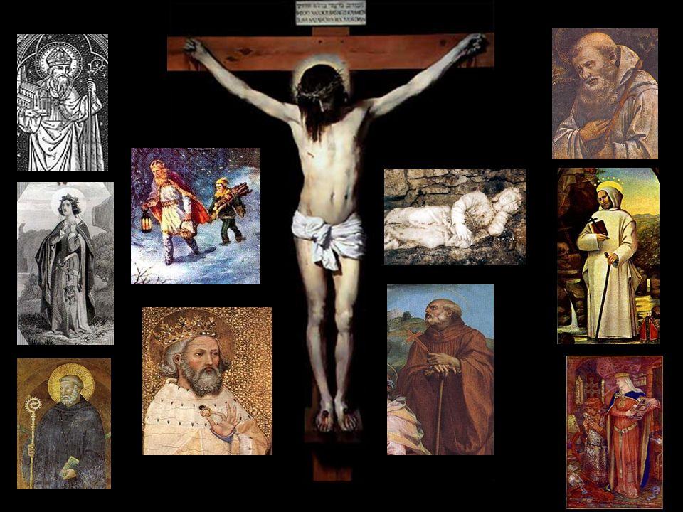 E ele disse ao assassino do irmão: Não é possível negar-te o que me pediste em nome de Jesus Cristo...