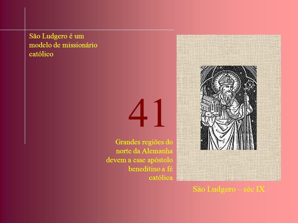 ASSOCIAÇÃO QUERIDOS FILHOS AMAR É... 100 SANTOS EM 2000 ANOS DE CRISTIANISMO 5ª SÉRIE – 41 a 50