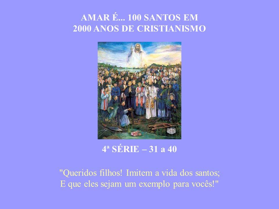 Santo Eulógio procurou revelar a eles a beleza e a verdade do cristianismo Natural da Espanha também foi muito bem educado na fé e nas virtudes cristãs.