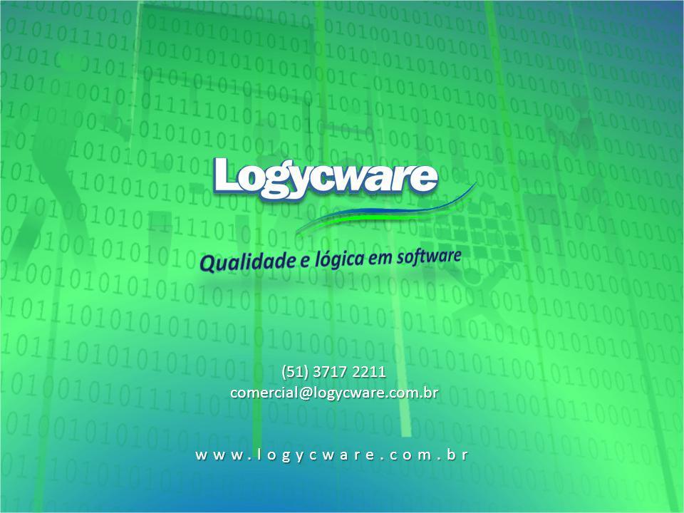 (51) 3717 2211 comercial@logycware.com.brwww.logycware.com.br