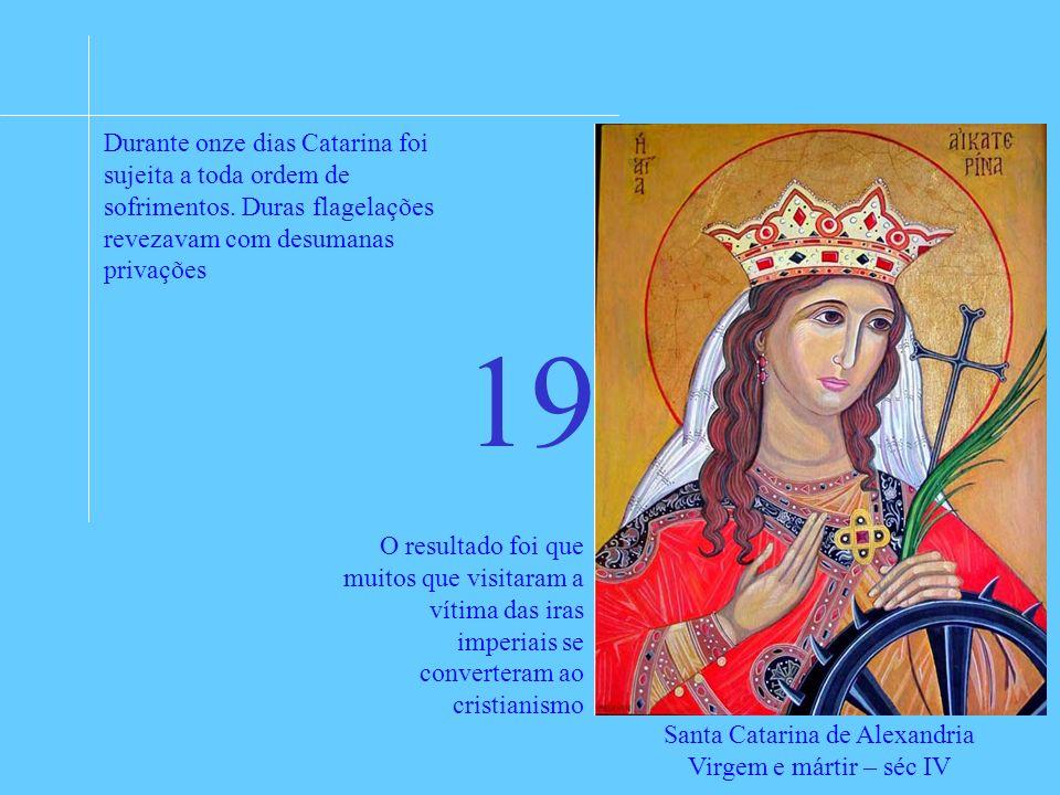 O Imperador Maximiano com uma legião de soldados chegou em Marselha onde havia uma florescente comunidade cristã.