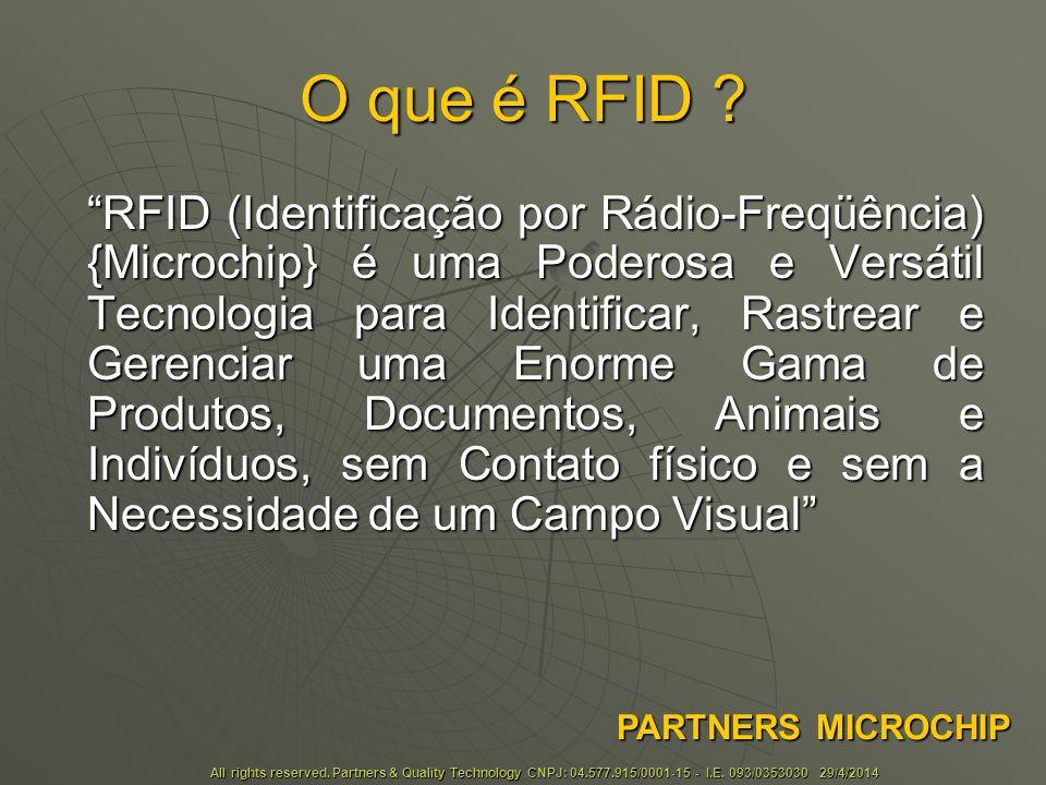 O que é RFID .
