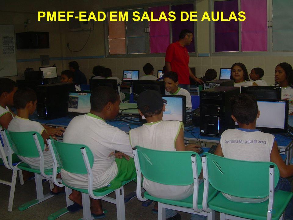 § 20 PMEF-EAD EM SALAS DE AULAS