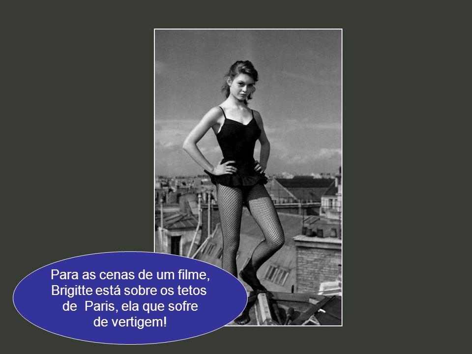 São os anos gloriosos. Brigitte encadeia os filmes e as conquistas. Entre elas, Sacha Distel e Jacques Charrier. Este último, jovem comediante, se tor