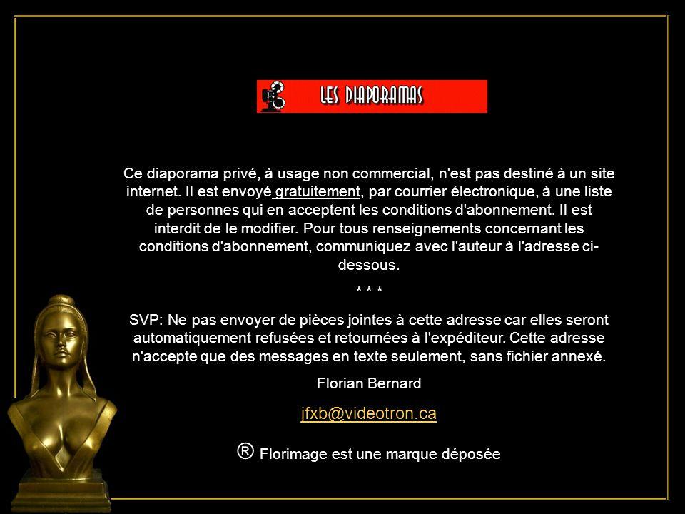 I Love Paris - Orchestre Mantovani Création Florian Bernard Tous droits réservés – 2005 jfxb@videotron.ca