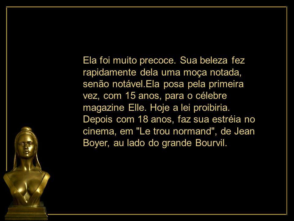 Desde então, Brigitte Bardot torna-se uma militante engajada.