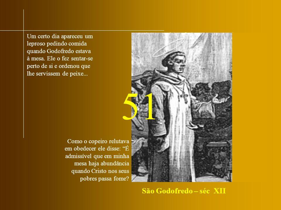 ASSOCIAÇÃO QUERIDOS FILHOS AMAR É... 100 SANTOS EM 2000 ANOS DE CRISTIANISMO 6ª SÉRIE – 51 a 60