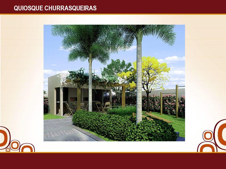 QUIOSQUE CHURRASQUEIRAS