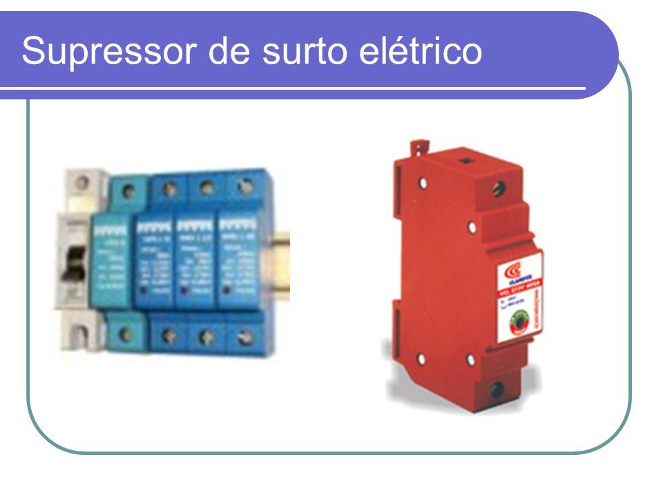 Supressor de surto elétrico