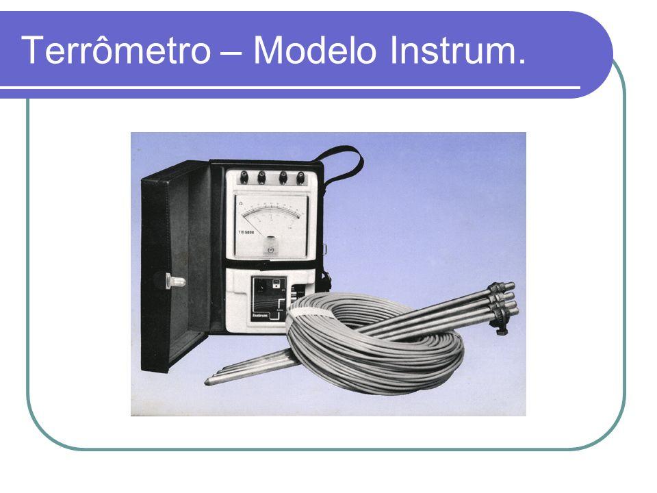 Terrômetro – Modelo Instrum.