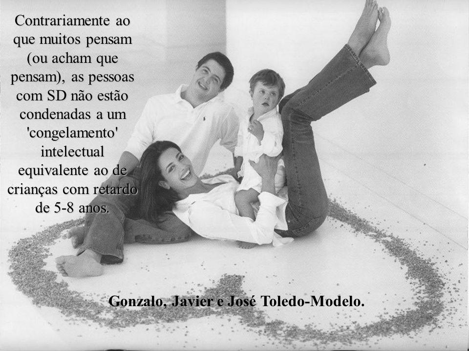 Javier, Quím, Álvaro, Ana e Tricicle-Cômicos. Sem engano, tais testes não constituem uma referência única, enquanto as capacidades destas pessoas, qua