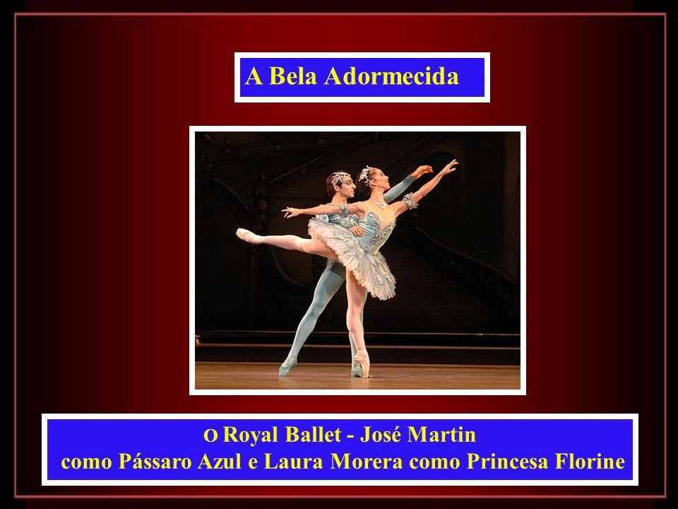 O Royal Ballet - Laura Morera - Princesa Florine A Bela Adormecida