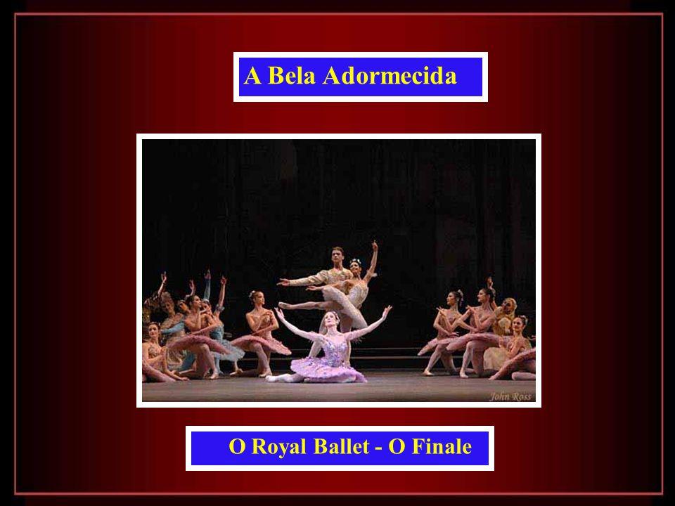 O Royal Ballet - Roberta Marquez - Aurora A Bela Adormecida