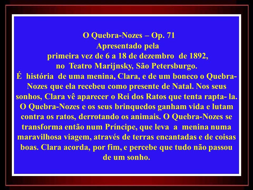 O Quebra-Nozes – Op.