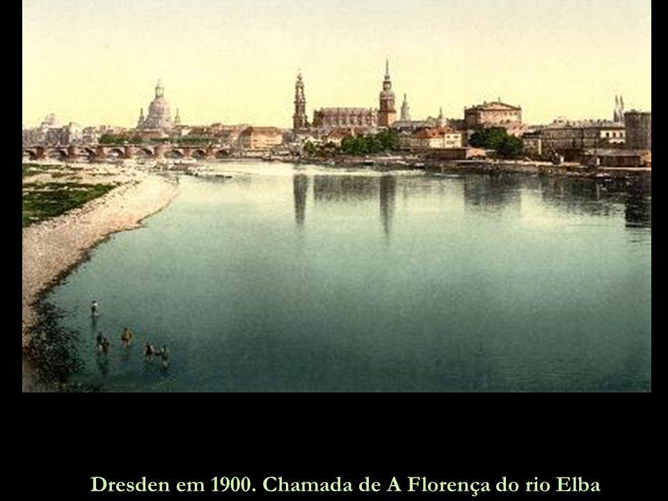 Em 13 de fevereiro de 1945, o céu noturno sobre Dresden se prepara para testemunhar o que pode ser chamado de um inferno na terra.