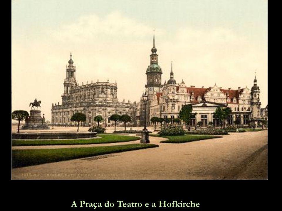 Aquele que esqueceu como chorar, vai reaprender, ao ver a destruída cidade de Dresden.