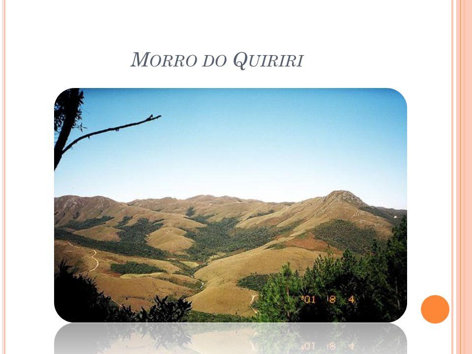 M ORRO DO Q UIRIRI