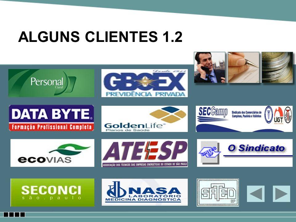 ALGUNS CLIENTES 1.2
