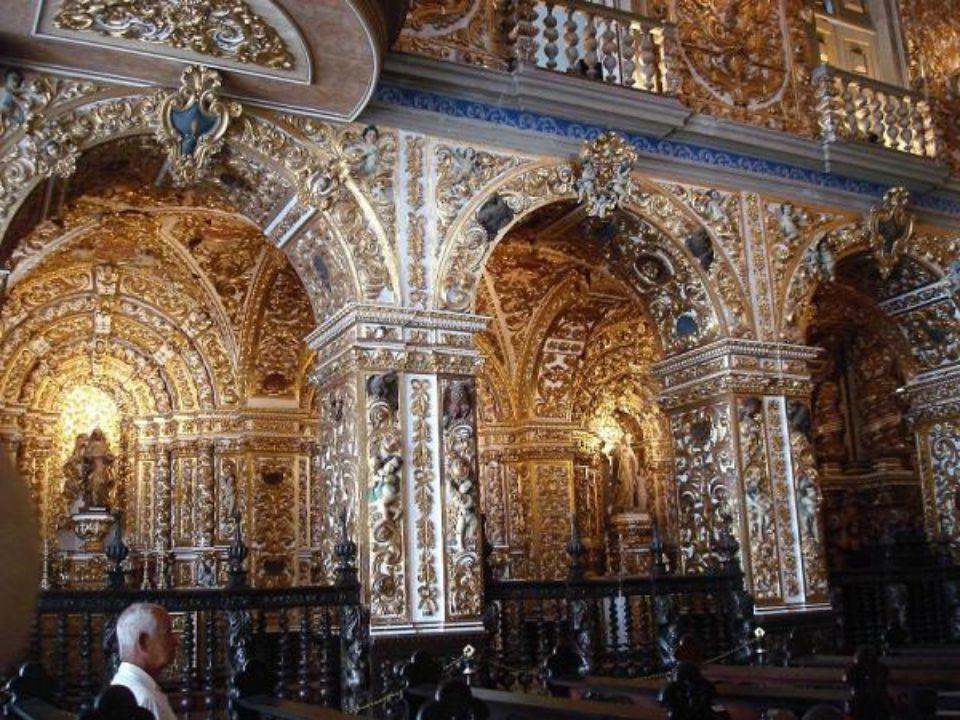 Igreja de São Francisco Salvador, Bahia, Brasil