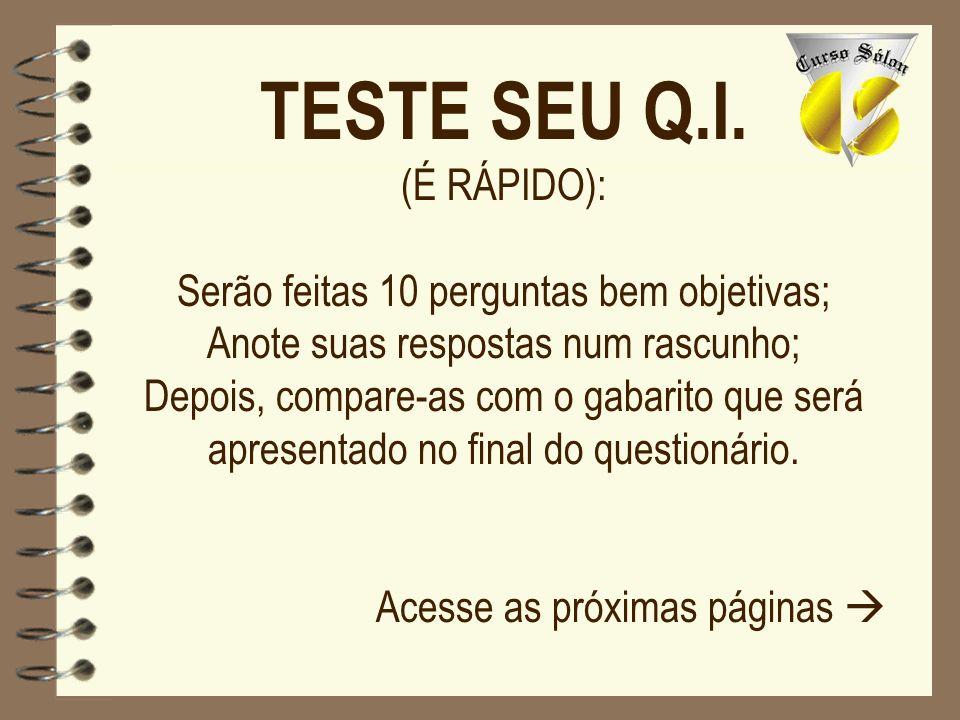 TESTE SEU Q.I.