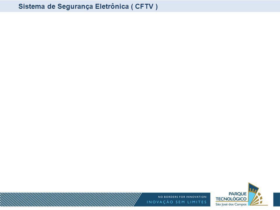 Sistema de Segurança Eletrônica ( CFTV )
