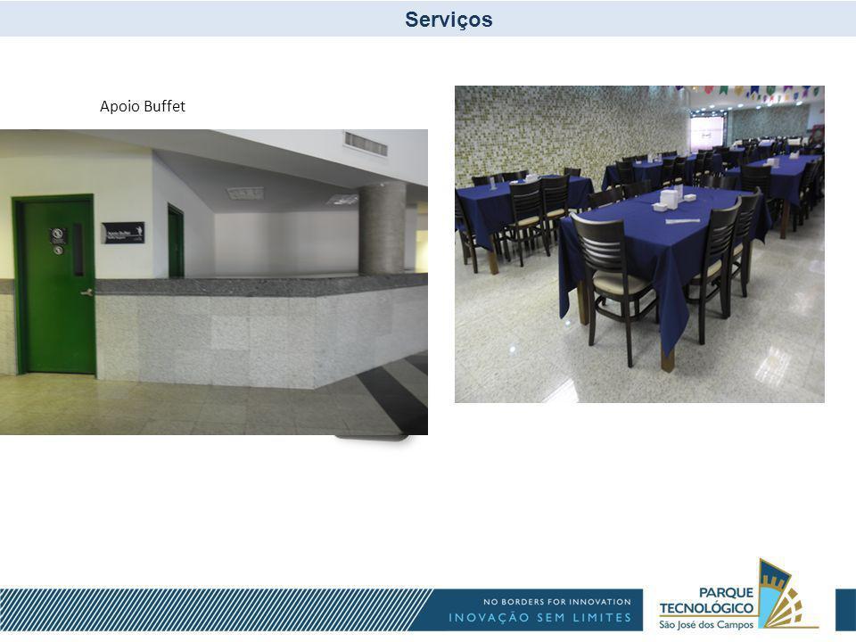 Centro de Convenções O Centro de Convenções do Parque Tecnológico – São José dos Campos é uma excelente opção para a realização de eventos na região do Vale do Paraíba.
