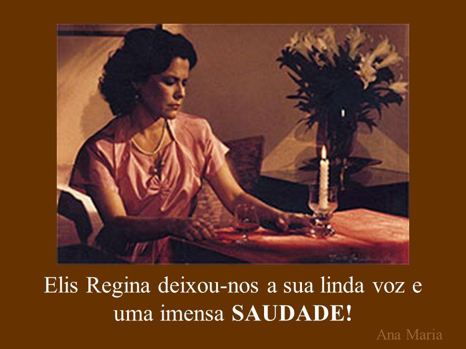 Ela foi velada no Teatro Bandeirantes, em São Paulo, e vestia a camiseta proibida pela Ditadura Militar brasileira no show Saudade do Brasil: a bandei