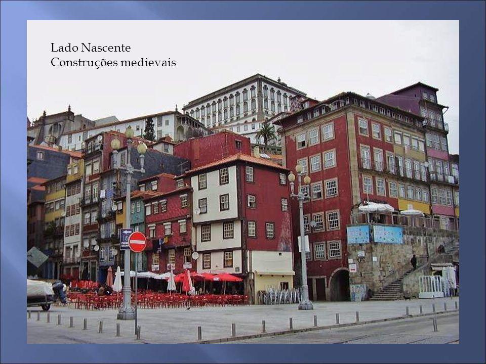 Rua de S. João Larga artéria para mais fácil se chegar ao Norte de Portugal – séc. XVIII