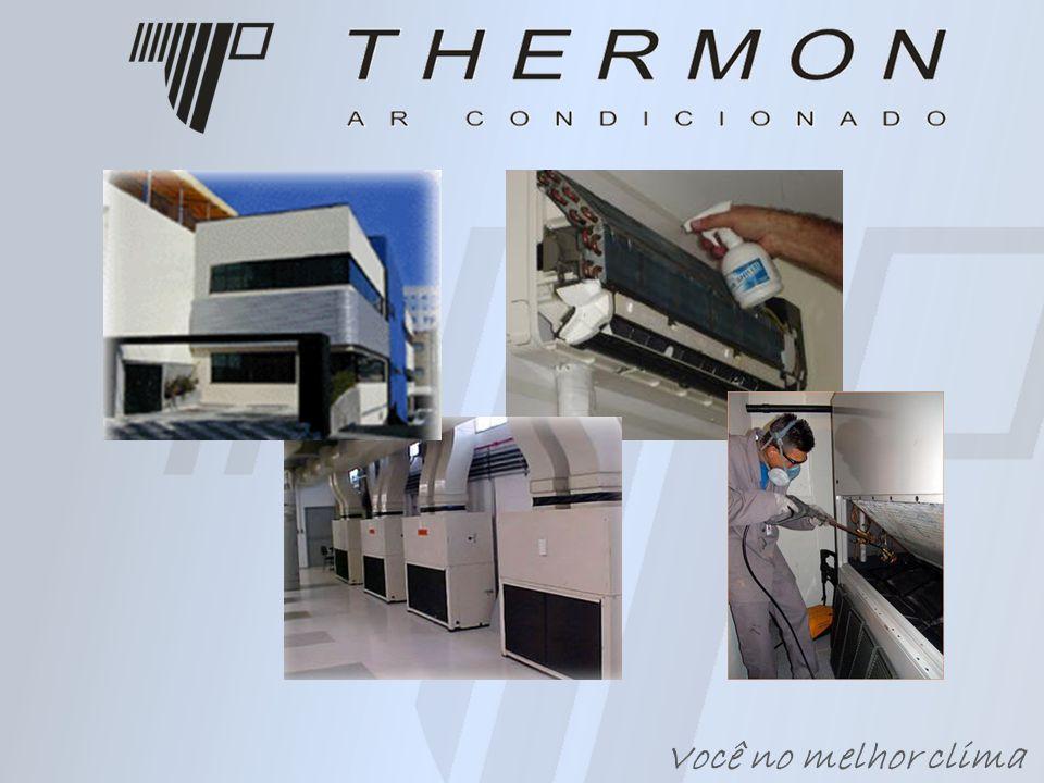 Contato Thermon Ar Condicionado Ltda R.
