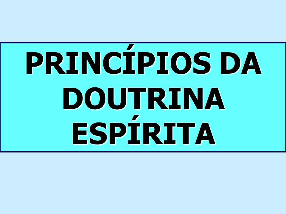 Princípios Espíritas Da origem do Espírito.Da origem do Espírito.