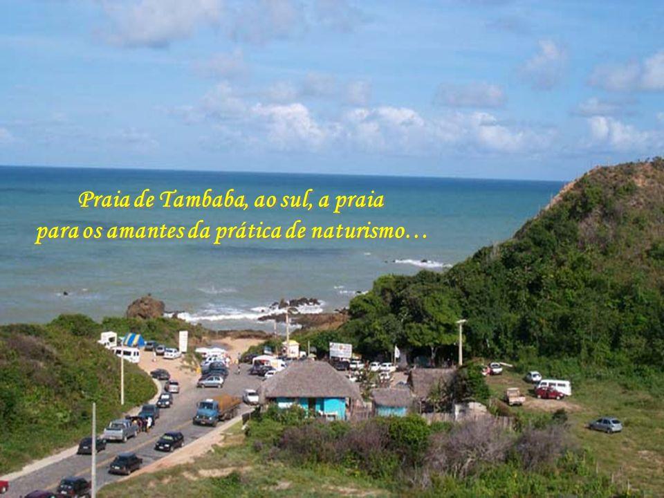 Praia do Seixas, o ponto exato, mais oriental de todas as Américas, O mais próximo do Continente Africano… Praia do Seixas, o ponto exato, mais orient