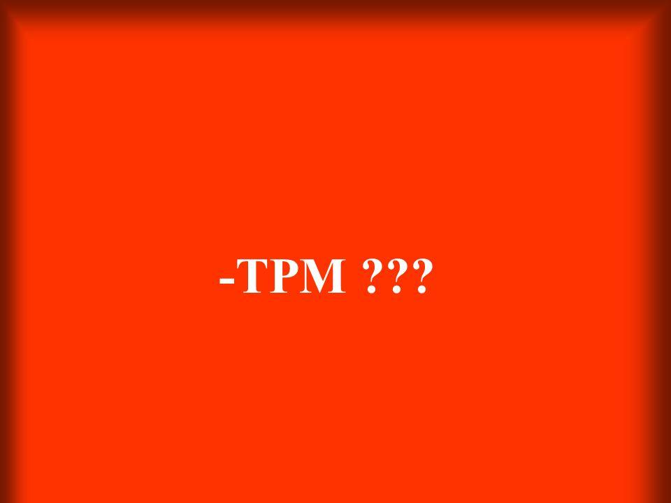 E, é claro, a famigerada semana da TPM, uma vez por mês...