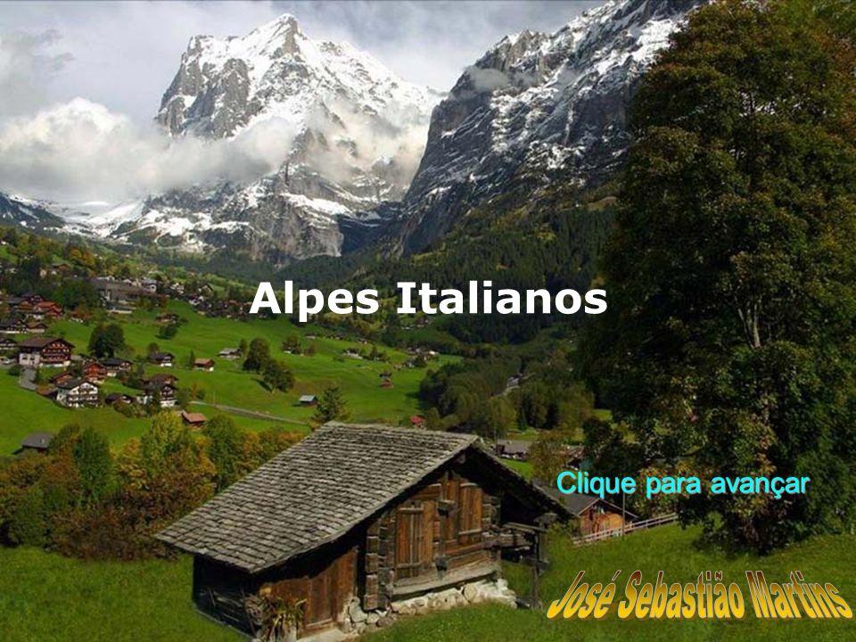 Clique para avançar Alpes Italianos